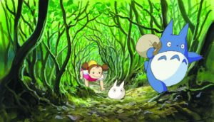 My Neighbor Totoro Anime Movie | Studio Ghibli