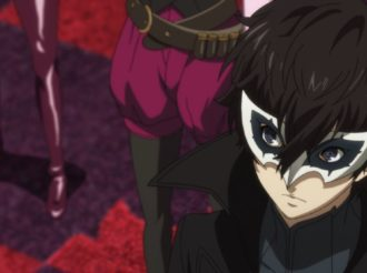 Persona 5 Episode 25 Preview Stills and Synopsis