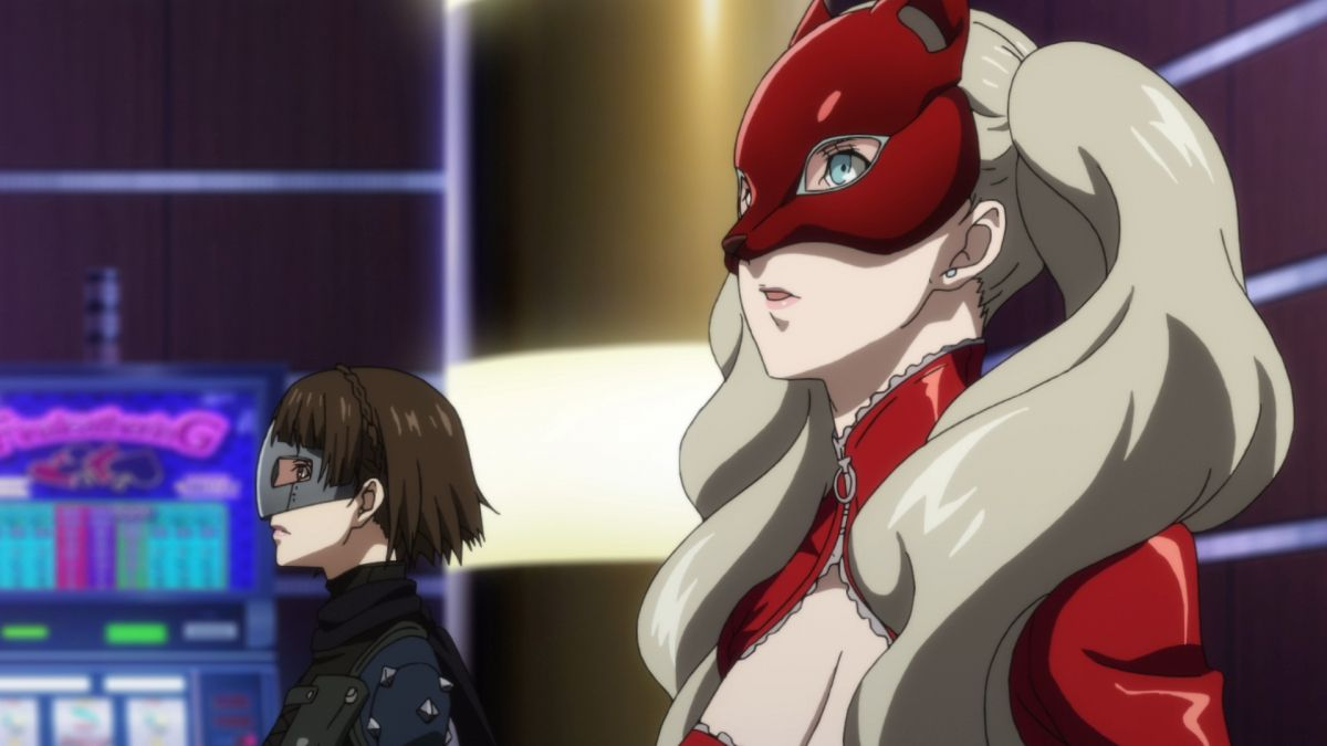 Persona 5 the Animation Official Anime Screenshot ©ATLUS ©SEGA/PERSONA5 the Animation Project ©ATLUS ©SEGA All rights reserved.