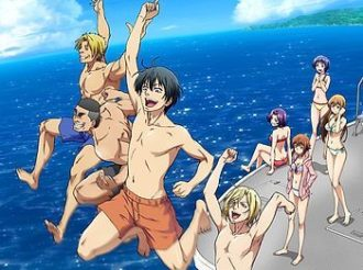 Grand Blue Dreaming Episode 10 Review: Arrival in Okinawa