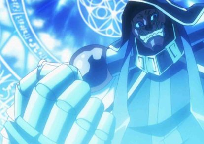 Overlord III Episode 12 Official Anime Screenshot