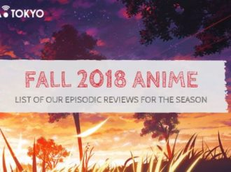 Fall 2018: Our Anime Reviews