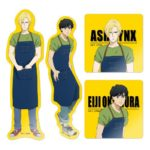 Banana Fish Cafe and Bar | Anime Collaboration ©吉田秋生・小学館/Project BANANA FISH