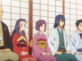 Tsukumogami Kashimasu Episode 11 Preview Stills and Synopsis