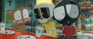 MFKZ Anime Movie Official Anime Movie Screenshot