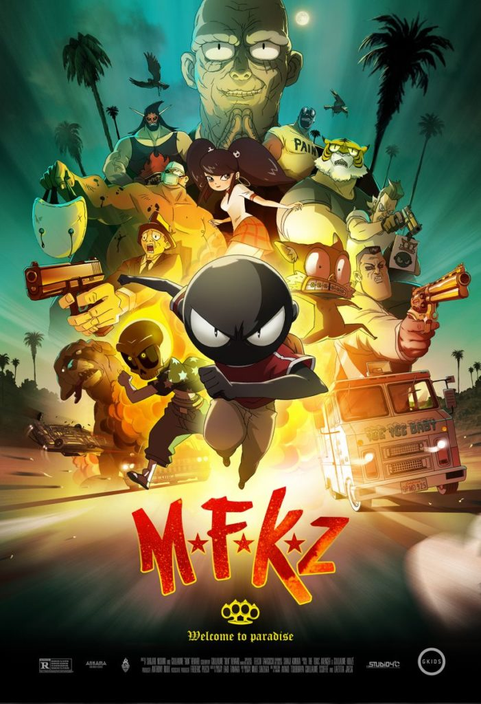 MFKZ Anime Visual