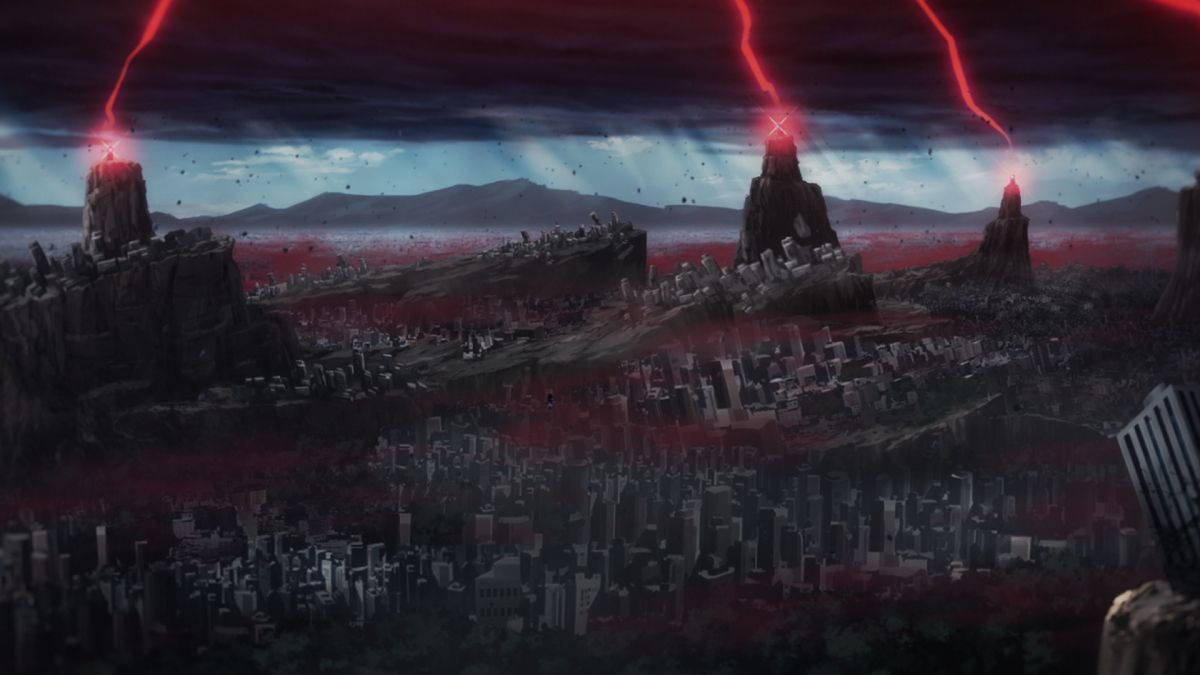 Lord of Vermilion: The Crimson King Episode 12 Official Anime Screenshot(C)2018 SQUARE ENIX/KADOKAWA/LORD of VERMILION Partners