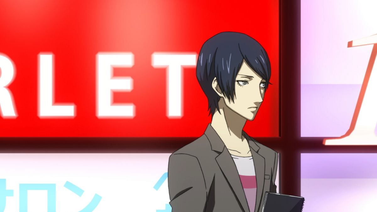 Persona 5 Episode 26 Official Anime Screenshot ©ATLUS ©SEGA/PERSONA5 the Animation Project