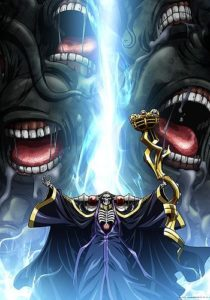 Overlord Anime Visual