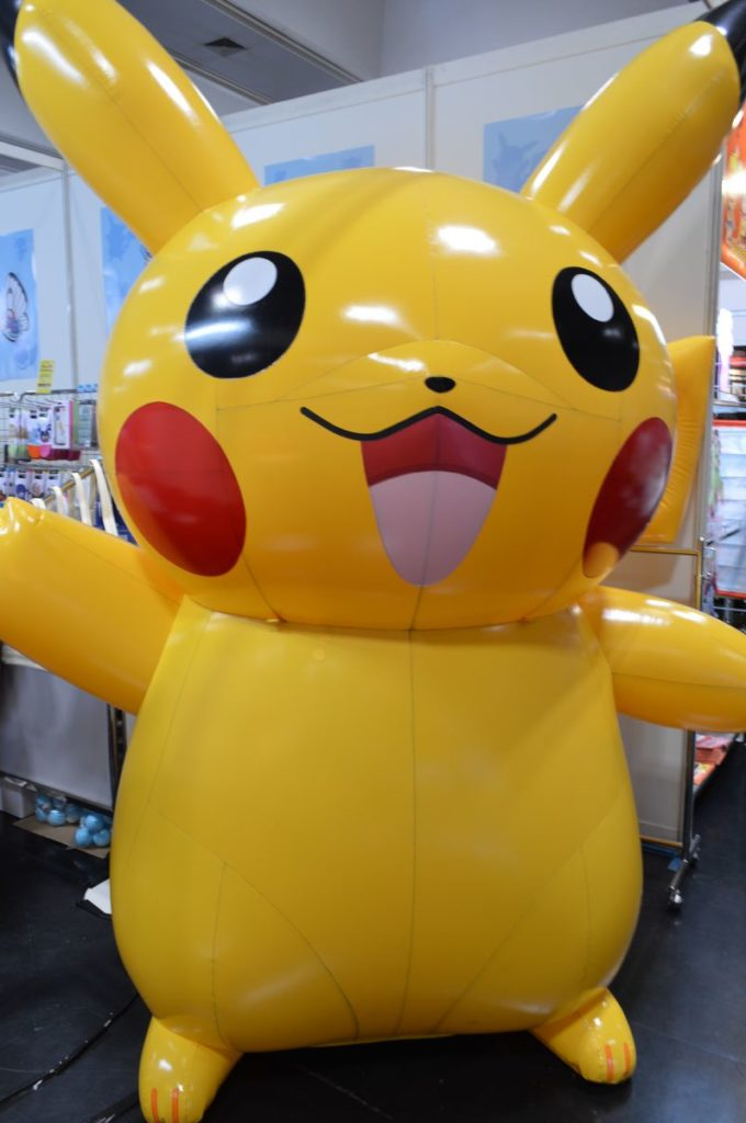 PIkachu | Kyoto International Manga and Anime Fair 2018 Photo Report | MANGA.TOKYO