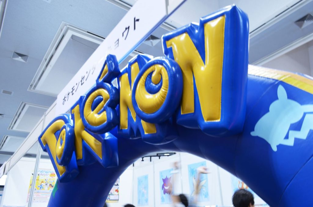 Pokemon | Kyoto International Manga and Anime Fair 2018 Photo Report | MANGA.TOKYO