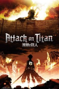 Attack on Titan Season 1 Anime Poster