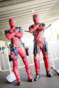 Deadpool | [TGS2018] Handsome Male Cosplayers from the Last Day of Tokyo Games Show