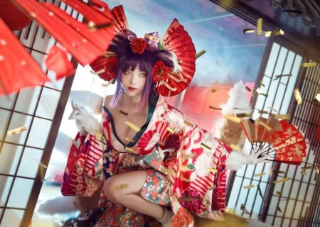 World Cosplayers: Interview with Chinese Cosplayer Natsume | MANGA.TOKYO