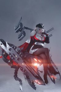 Graf Zeppelin from Azur Lane | World Cosplayers: Interview with Chinese Cosplayer Natsume | MANGA.TOKYO