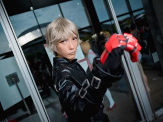 [TGS2018] Handsome Male Cosplayers from the Last Day of Tokyo Games Show