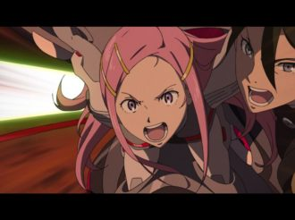 Eureka Seven Hi-Evolution Releases PV Including Theme Song