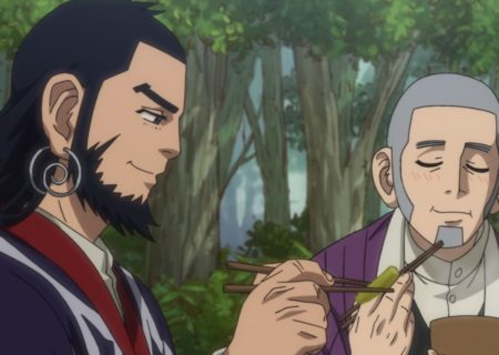 Golden Kamuy S02 Episode 1 Official Anime Screenshot