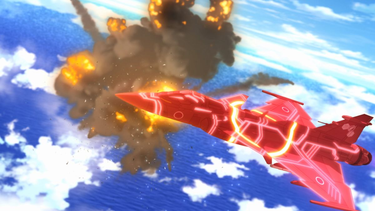 Girly Air Force Anime Trailer Official Screenshot