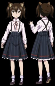 Character from Anime OVA of Strike the Blood III