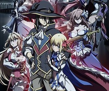 Ulysses: Jeanne d'Arc and the Alchemist Knight Anime VIsual