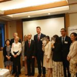 Luxemburg Embassy's Tada Never Falls in Love Reception Party Report