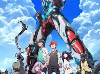 SSSS.Gridman Episode 1 Review: Awakening