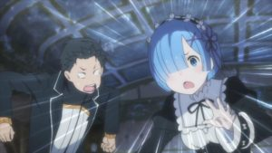 Re:Zero Starting Life in Another World Memory Snow Official Anime Movie Screenshot