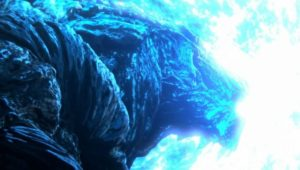Godzilla trilogy, Godzilla: Hoshi wo Kuu Mono (lit. Godzilla: Planet Eater) Anime Movie Official Screenshot