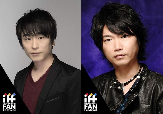 Interview: Tomokazu Seki and Katsuyuki Konishi
