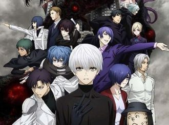 1st Episode Anime Impressions: Tokyo Ghoul:re