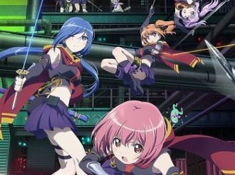 1st Episode Anime Impressions: Release the Spyce