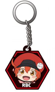 Rubber Strap   Anime Cells at Work! Online Raffle