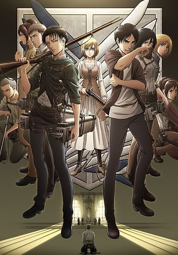 Attack On Titan Episode 49 Review Night Of The Battle To Retake The Wall Manga Tokyo