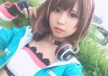 Kizuna AI (C94) | World Cosplayers: Interview with Super Cute Chinese Cosplayer Liyu