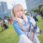 KP31 from Girl's Frontline/ C94 Shooting: Hanmo | World Cosplayers: Interview with Super Cute Chinese Cosplayer Liyu