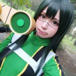 Tsuyu Asui from My Hero Academia | World Cosplayers: Interview with Super Cute Chinese Cosplayer Liyu