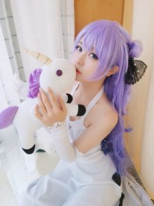Unicorn from Azur Lane | World Cosplayers: Interview with Super Cute Chinese Cosplayer Liyu