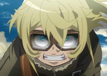anime movie Youjo Senki: Saga of Tanya the Evil Official Anime Screenshot