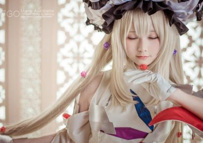 Marie Antoinette from Fate/Grand Order | World Cosplayers: Interview with Chinese Cosplayer Banr | MANGA.TOKYO