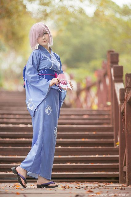 Mash from Fate/Grand Order  | World Cosplayers: Interview with Chinese Cosplayer Banr | MANGA.TOKYO