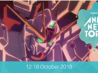 This Week's Top 10 Most Popular Anime News (12-18 October 2018)