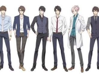 Anime Stand My Heroes Reveals 6 Further Character Visuals