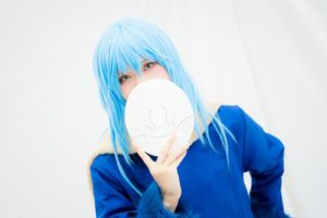 SSM @ssm_tml_mdl as Rimuru from That Time I Got Reincarnated as a Slime/ Photographer: @Osefly | Cosplay Gallery from Cosplay-haku in TFT
