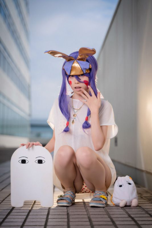 Myau @MyauMyau9210 as Nitocris from Fate/Grand Order/ Photographer: Hanmo | Cosplay Gallery from Cosplay-haku in TFT