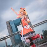 Utsuki @ukiuki1015 as Freyja Wion from Macross Delta/ Photographer: Hanmo | Cosplay Gallery from Cosplay-haku in TFT