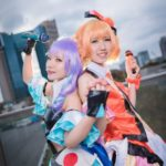 Utsuki and Chinami | Cosplay Gallery from Cosplay-haku in TFT