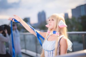Mia @ring_love_mir as Chi from Chobits/ Photographer: Hanmo | Cosplay Gallery from Cosplay-haku in TFT