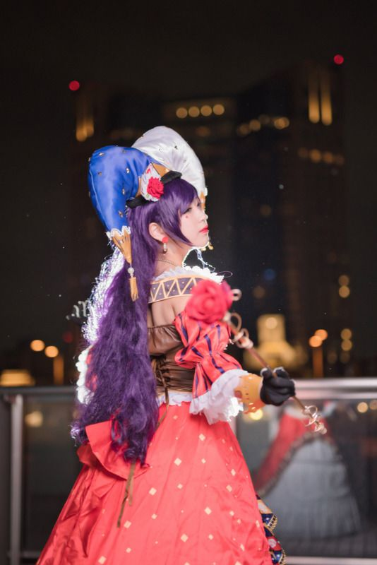 @inori_0118 as Nozomi Tojo from Love Live!/ Photographer: Hanmo | Cosplay Gallery from Cosplay-haku in TFT