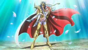 Saint Seiya: Saintia Sho Visual
